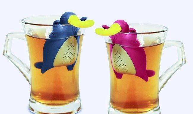 Птицечовка за чай