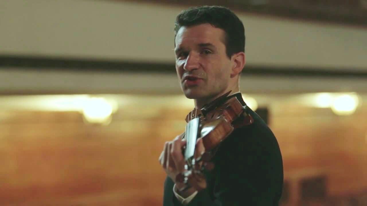 Цигуларят Светлин Русев 5