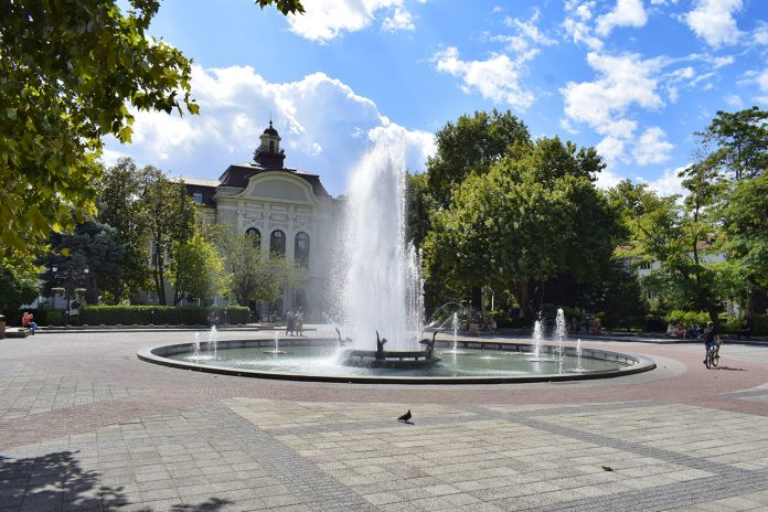 Plovdiv Town