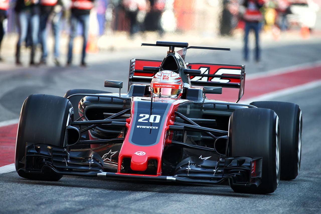 Formula One Testing, Barcelona