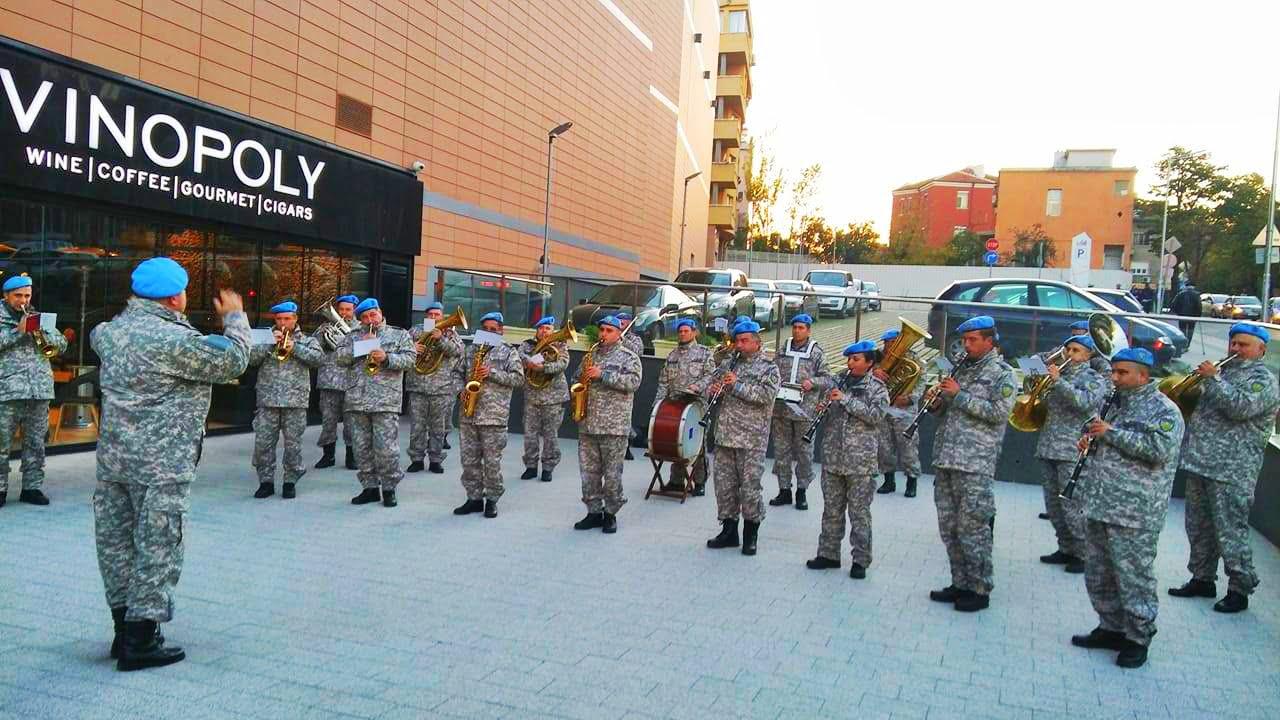 Военен духов оркестър