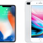 iphone x vs iphone 8 plus