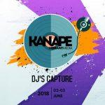 DJ's capture