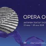 Opera Open 2018 – banner
