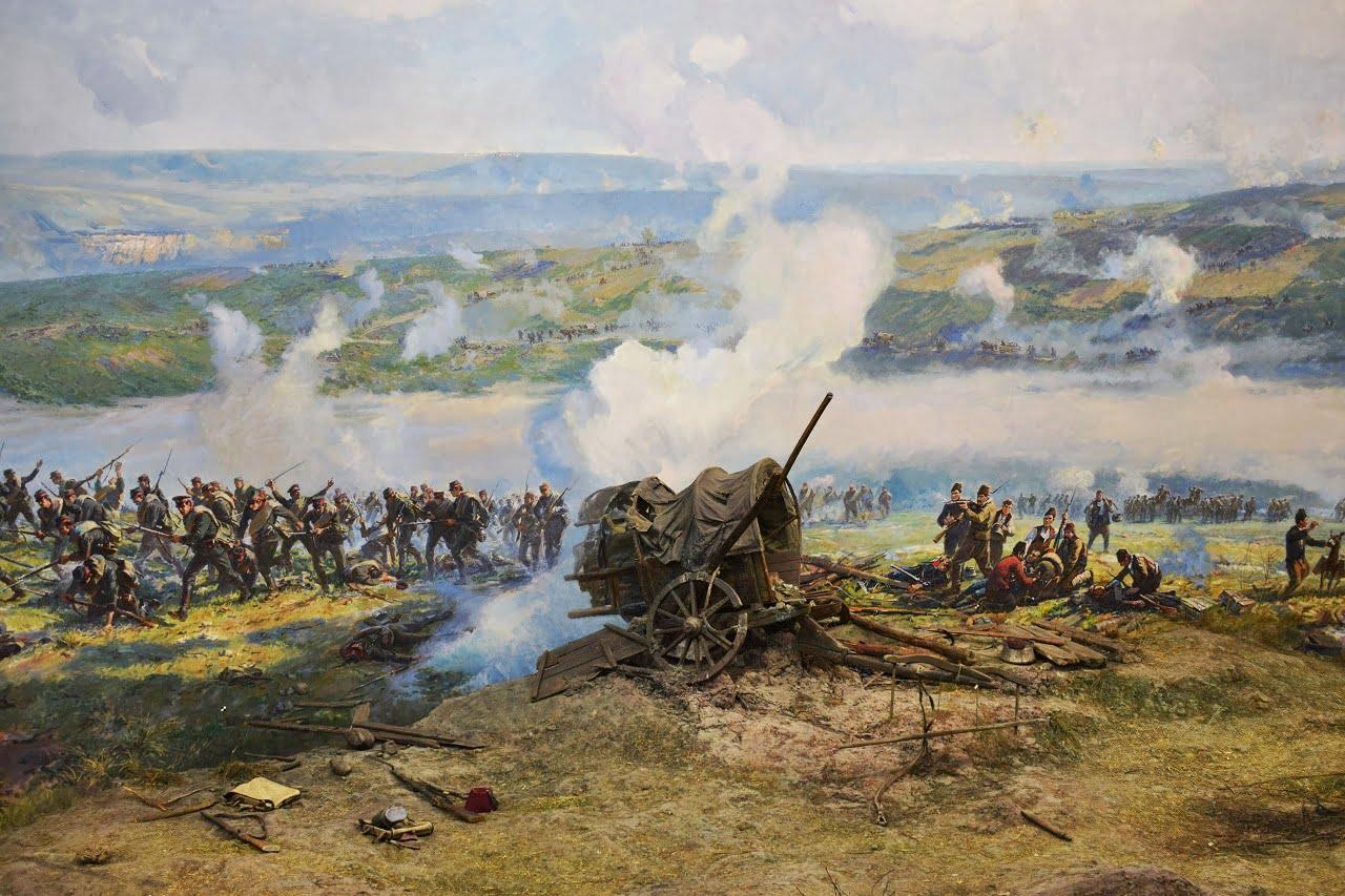 Panorama Plevenska epopeq 1877