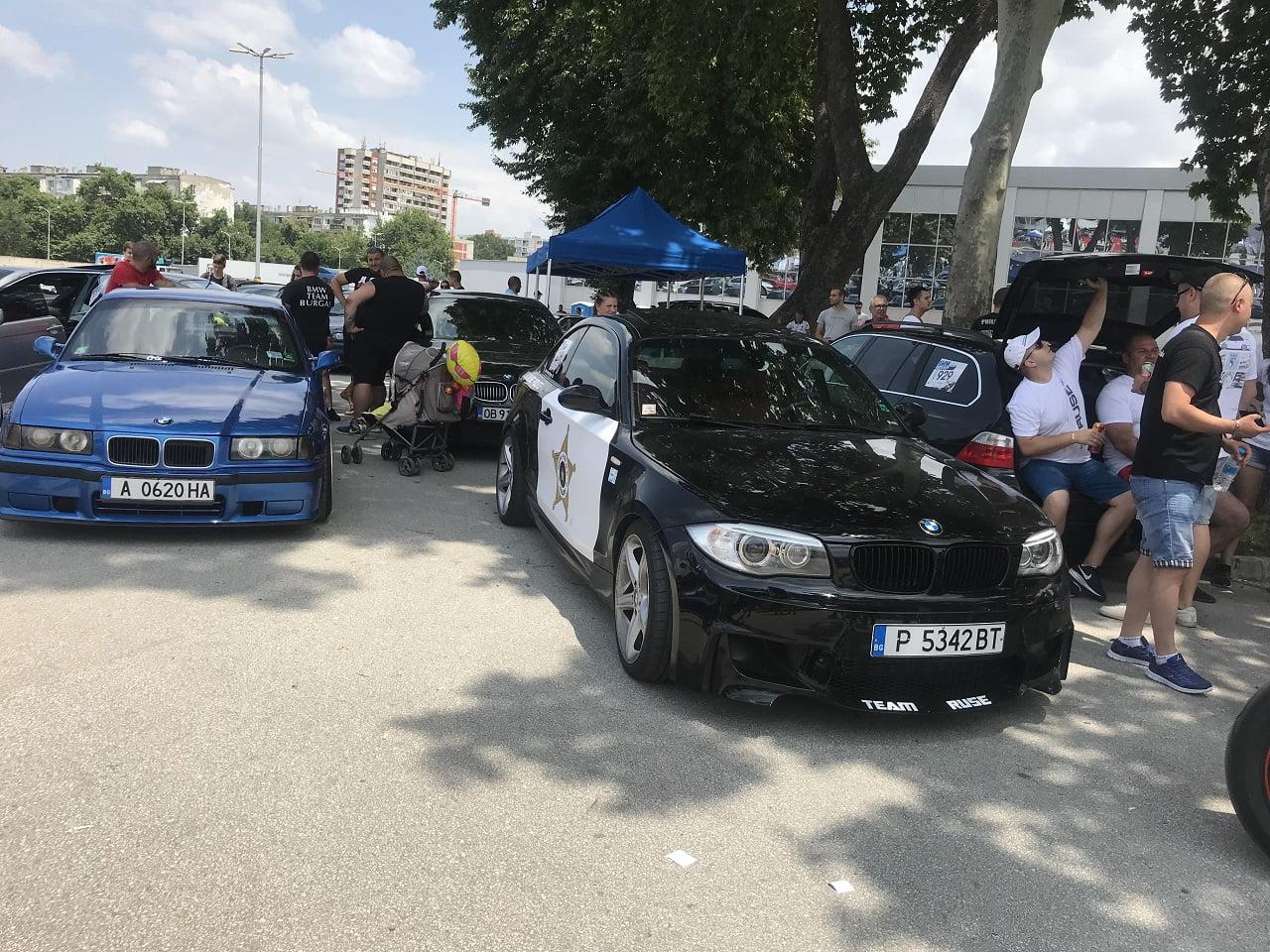 BMW Пловдив събор