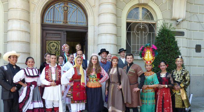 Folkloren festival