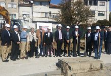 Изграждат детска площадка на Епископската Базилика