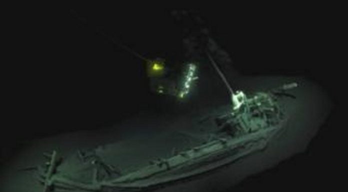Корабокруширал кораб