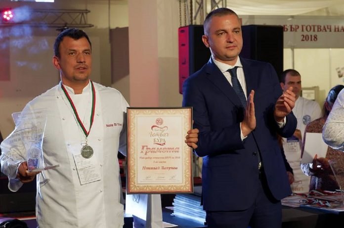 Николай Лапунов