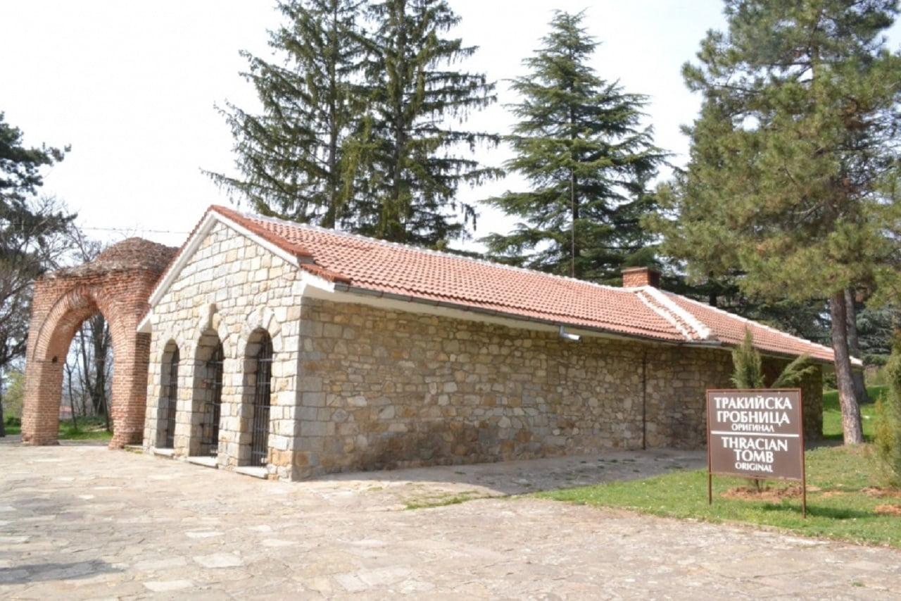 Казанлъшка гробница