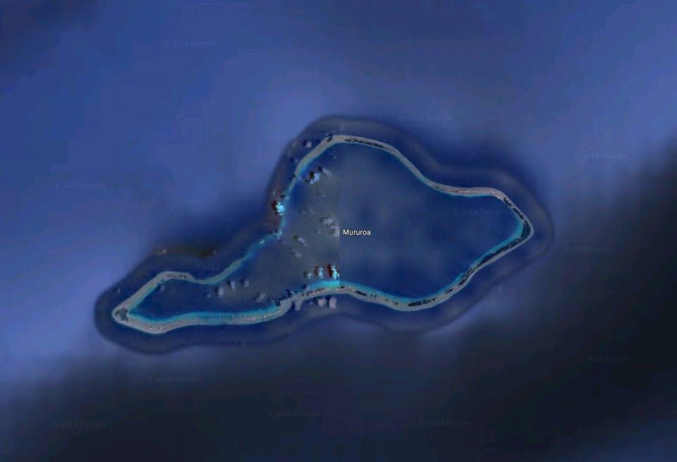 Моруроа, Френска Полинезия