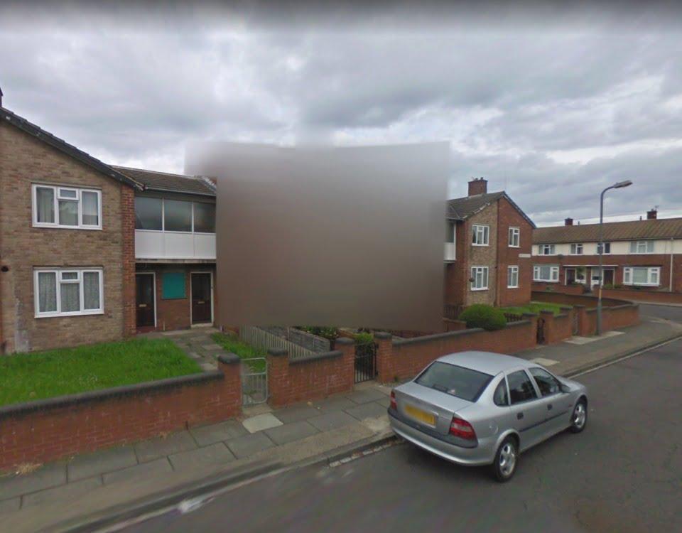 Къщата в Stockton-on-Tees, Великобритания