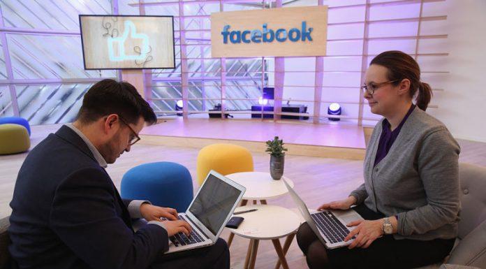 Facebook работа