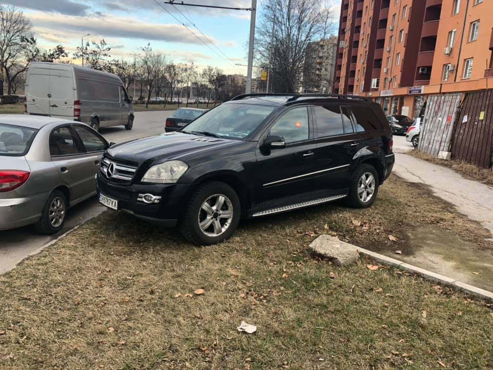 Костадин Димитров и неправилното паркиране в Тракия