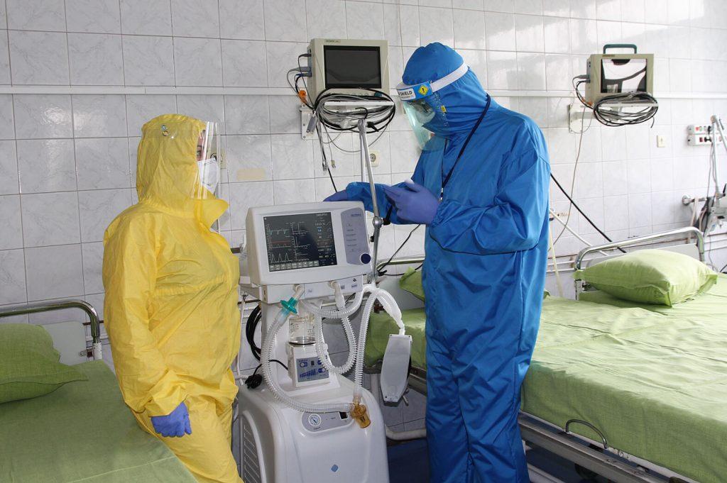 ВП Брандс Интернешънъл АД дарява белодробни вентилатори на общинските болници в Пловдив
