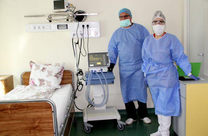 """ВП Брандс Интернешънъл"""" дарява животоспасяваща апаратура на МБАЛ"""
