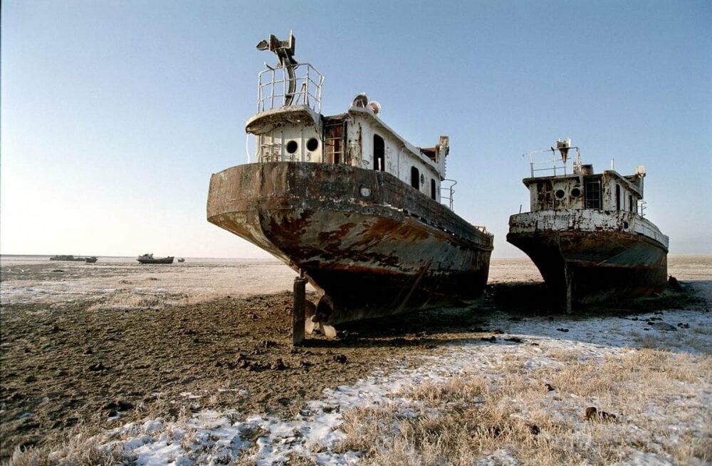 Да изчезнеш за 60 години или тъжната история на Аралско море 5