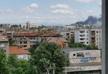 Какво се случава в Пловдив и защо има пожар