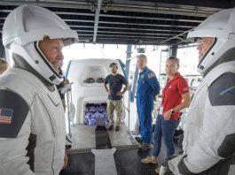 SpaceX: Първа мисия с екипаж в Космоса - на живо