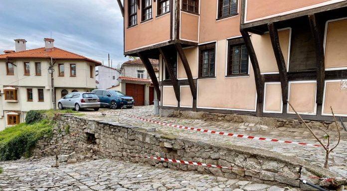 Улица Зора пропадна в Стария град на Пловдив
