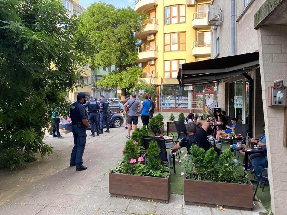 Полицейска акция заради създаване на НПО в Пловдив