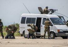 Командоси унищожиха терористи в Чешнигирово