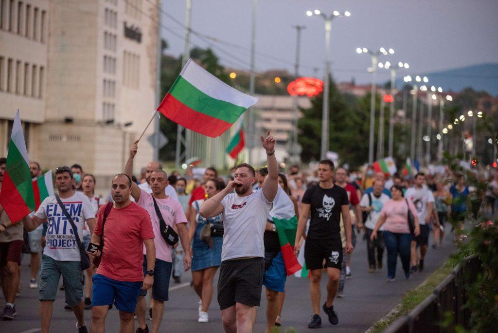 Общонационален протест Пловдив в четвъртък 19:00 ч.