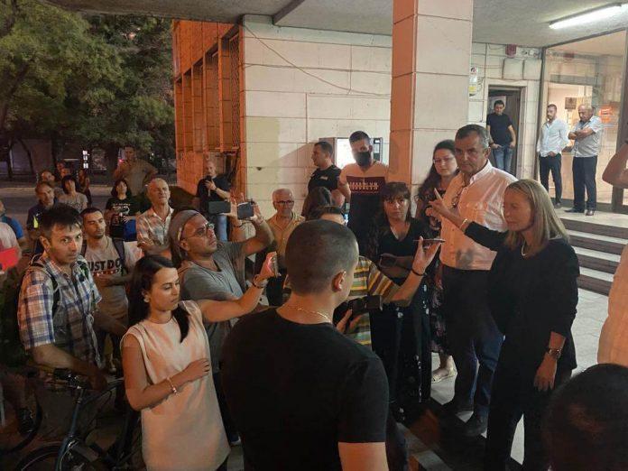 Дани Каназирева дава отчет на гражданите в Пловдив