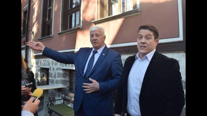 Освобождават Богомил Грозев от Стария град?