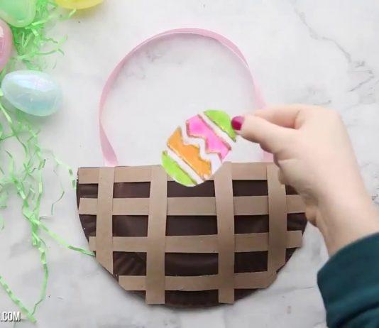 Най-добрите идеи за деца: Великденска декорация