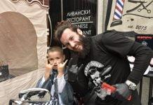 Barber shop Contact